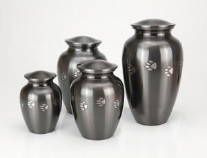 K: Paw Print Urn