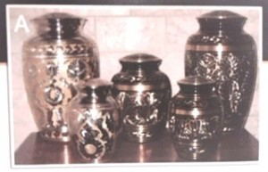A. Radiance Etched Urn